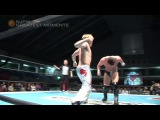 Taichi Ishikari vs. Prince Devitt - NJPW Circuit 2007 Best Of The Super Junior XIV Power of Mind - 02.06.2007